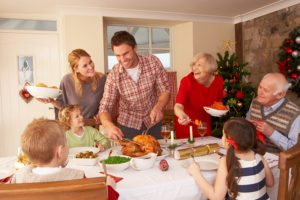 Caregiver in Homewood AL: National Sunday Supper Month