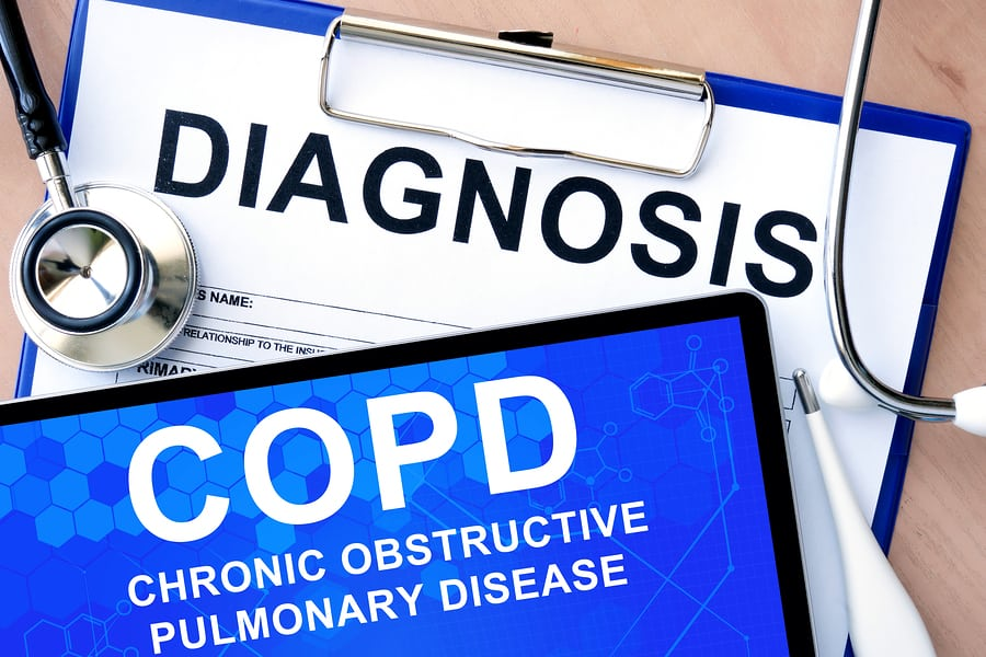 Home Care in Birmingham AL: Recognizing and Dealing with a COPD Flare
