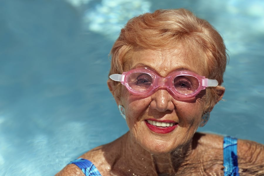 Elderly Care in Hoover AL: Pool Safety