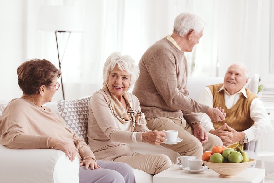 Home Care in Alabaster AL: Why Friends Are Important for Seniors