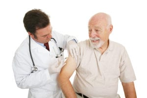 Elder Care in Mountain Brook AL: Dad Has Cancer – Should He Get a Flu Shot?