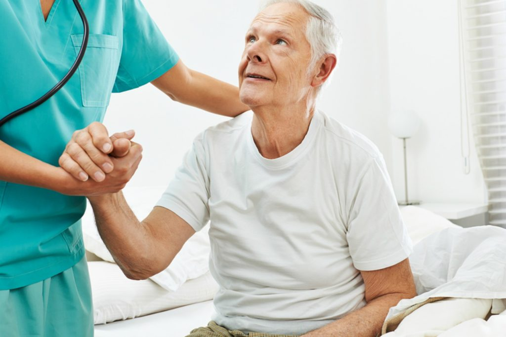 Caregiver in Pelham AL: Senior Constipation
