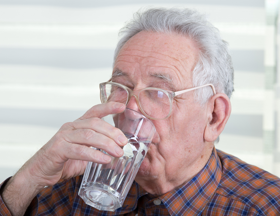 Caregiver in Hoover AL: Issues with Dehydration