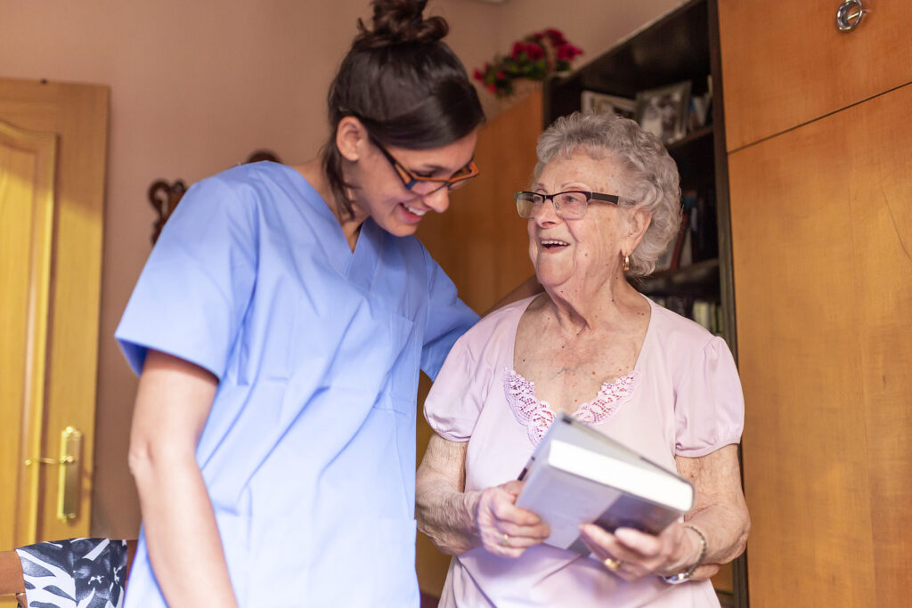 Home Care Services in Trussville AL: Aging In Place